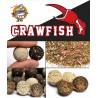 Imperial Baits Crawfish Black&White 1 kg 20 mm