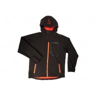 Fox Softshell Jacket Black/Orange XXXL CPR698