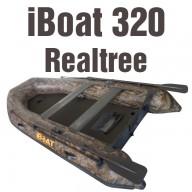 iBoat 320 GEN4 - realtree - akcesoria w zestawie