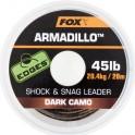 Fox Armadillo 30lb dark camo - 20m CAC457