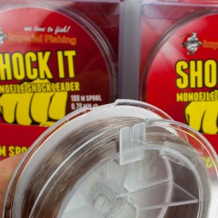 Imperial Baits Shock'it - Super Shockleader Mono - 0,50mm