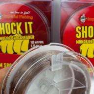 Imperial Baits Shock'it - Super Shockleader Mono - 0,60mm