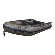 Fox FX290 Camo Inflatable Boat 2.9 m Hard Back Marine Ply Floor CIB015
