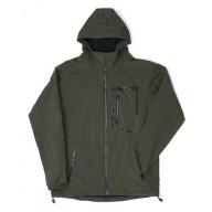 Fox Green & Black Softshell Jacket CPR798