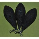 Ciężarek Cygaro 80 gr czarny