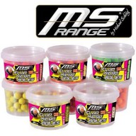MS Range Micro Fluo Boilies 8 mm Ananas