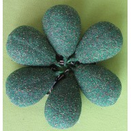 Ciężarek Oliwa 86 gr zielony
