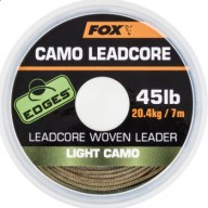 Fox Light Camo Leadcore 45lb 7m CAC459