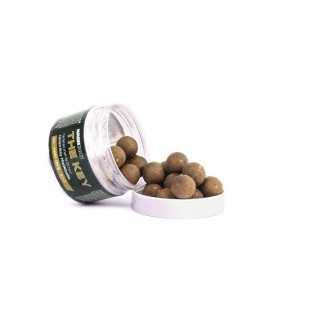 Nash KEY HARD ONS HOOKBAITS 10 x 15mm - 40g TUB