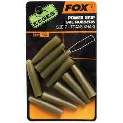 Fox Edges Power Grip Tail Rubbers CAC637