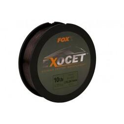 Fox Exocet Mono Trans Khaki 0,309mm 1000m CML150