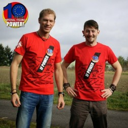 Imperial Baits T-Shirt 10 years IF-POWER S