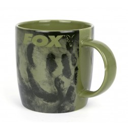 Fox Voyager® Ceramic Mug CLU349