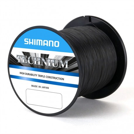 Shimano Technium 0,30mm 1250m 10lb 8,5 kg TEC10LBQPPB