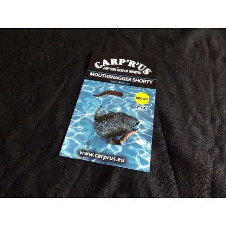 carprus-mouthsnagger-shorty-brazowy