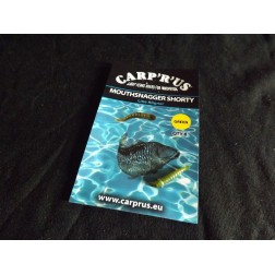 carprus-mouthsnagger-shorty-zielony