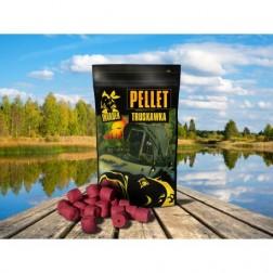 Invader Pellet Haczykowy Truskawka (8 mm, 12 mm) - 150 ml