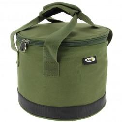 NGT Bait Bin With Handles & Zip Cover