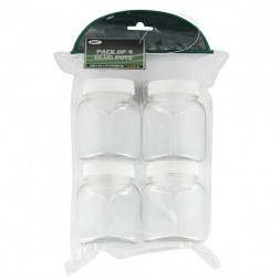 NGT Pack of 4 Spare Glug Pots
