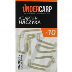 Undercarp Adapter haczyka L – żwir