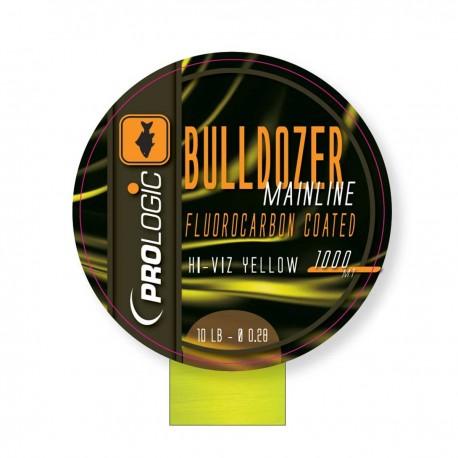 Prologic Bulldozer FC Fluo Yellow 1000 m 0,37mm 54477