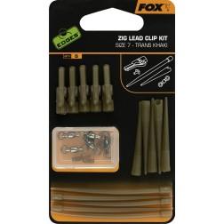 Fox Edges Zig Lead Clip Kit
