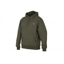 Fox Collection Green & Silver Hoody S CCL007