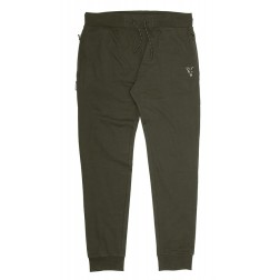 Fox Collection Green & Silver Lightweight Joggers L CCL045