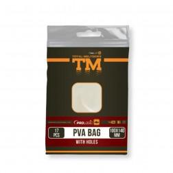 Prologic PVA Bag W/Holes 17pcs 100X140mm 54490
