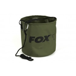 Fox Collapsible Water Bucket - Large 10L CCC049