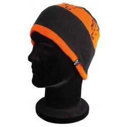 Fox Black/Orange Beanie CPR993