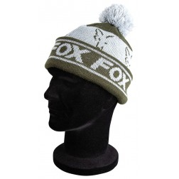 Fox Green/Silver - Lined Bobble Hat CPR990