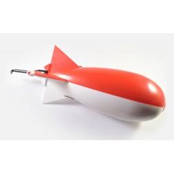 Spomb™ Large Biało-Czerwony DSM019