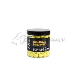 Shimano Tribal TX1 Banana & Pineapple Pop-Up Yellow 12mm 100g TX1BPPU12100