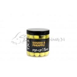 Shimano Tribal TX1 Banana & Pineapple Pop-up Yellow 15mm 100g TX1BPPU15100