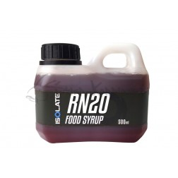 Shimano Tribal Isolate Booster RN20 500ml Red Nut ISORN20LA500