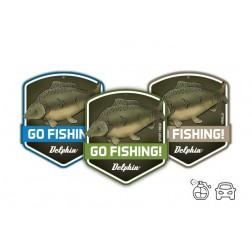 Delphin Zapach do auta GO FISHING! Vanilla 795000902
