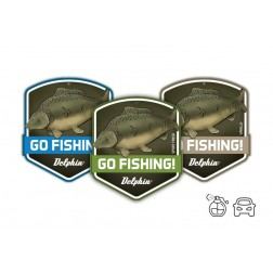 Delphin Zapach do auta GO FISHING! New Car 795000900