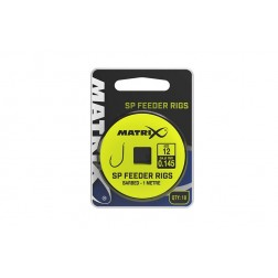 Matrix 1m SP Feeder Rigs Size 18/0.125 GRR043