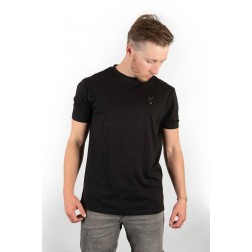 Fox Black T-Shirt M CFX008