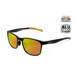 Delphin SG BLACK Okulary polaryzacyjne pomarańczowe szkła 920121290