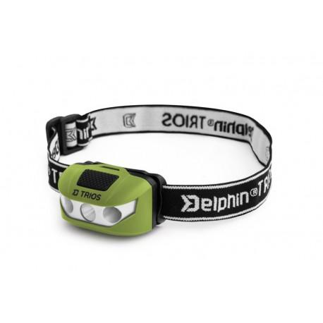 Delphin TRIOS Lampka czołowa 1W 900013015