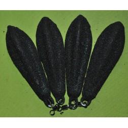 ciezarek-listek-100-gr-czarny
