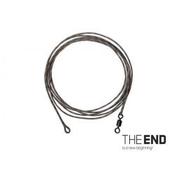 Delphin THE END Leadcore + swivel / 3szt 1m 830410700