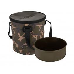 Fox Aquos Camolite Bucket and Insert 17l CEV010