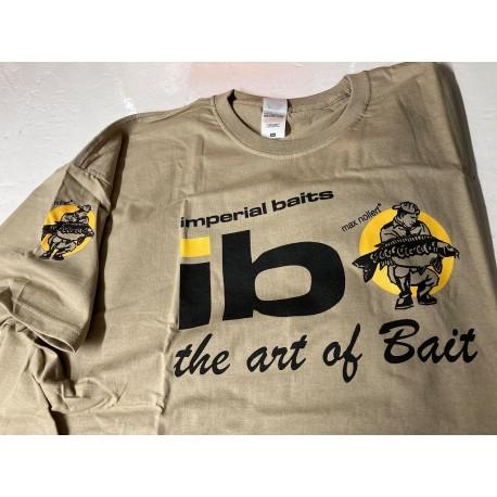 Imperial Baits Koszulka XXL Beżowa
