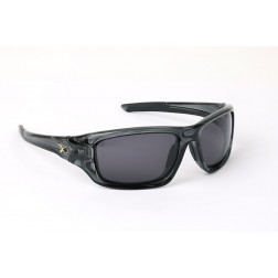 Matrix Glasses Wraps Trans black / grey lense GSN001