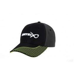 Matrix Grey / Lime baseball hat GPR190