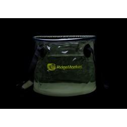 RidgeMonkey Wiaderko Perspective Collapsible Bucket 10L RM296