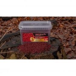BaitZone Pellet Red Bloodworm - Czerwony Ochotkowy 3L BZBSB1